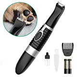 oneisall Dog Grooming Clippers,Cordless Small Pet...