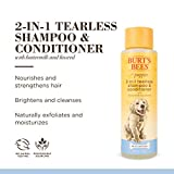 Burt's Bees Dog Shampoo for Puppies, 2 in 1...