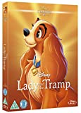 Lady and the Tramp [Blu ray] [UK Import] [Region...