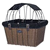 Travelin K9 Pet-Pilot Wicker MAX – Dog Bicycle...